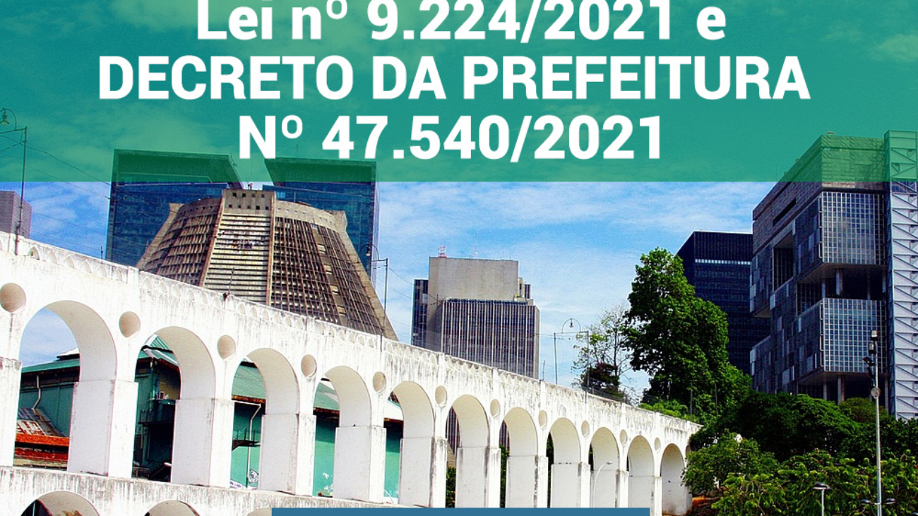 NORMAS PARA FUNCIONAMENTO DO COMERCIO DO MUNIC RIO DE JANEIRO 26/03 a 04/04/2021.