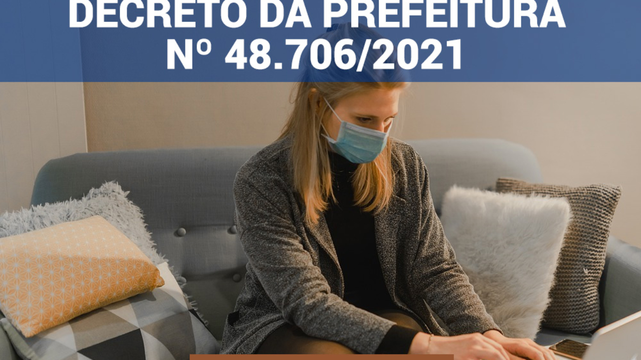 Decreto RIO nº 48.706, de 1º de abril de 2021