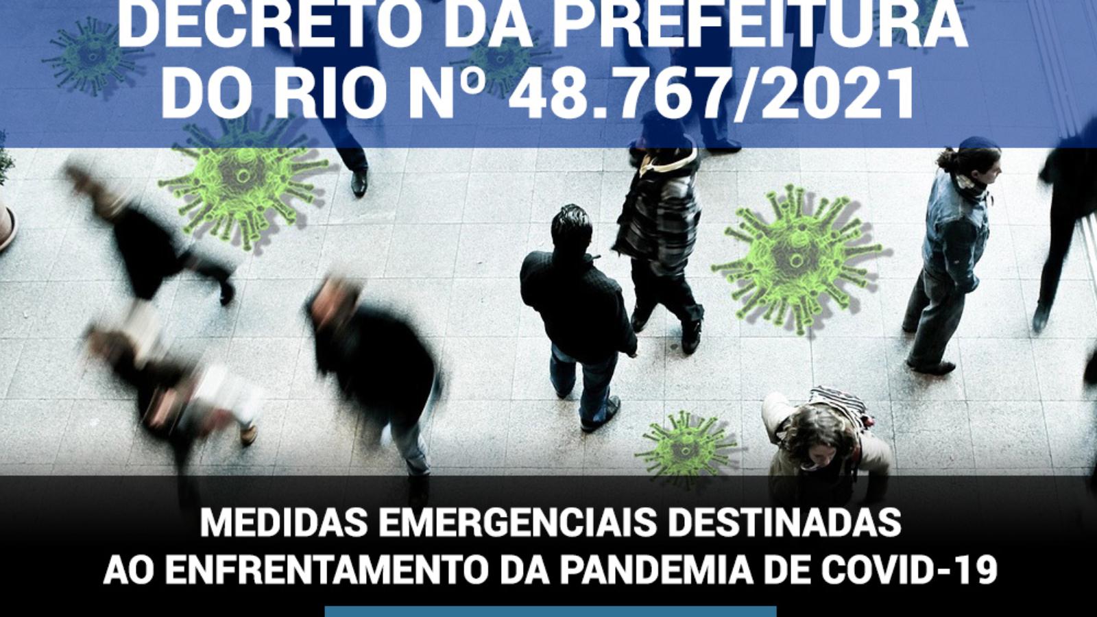 Decreto nº 48767 de 22/04/2021